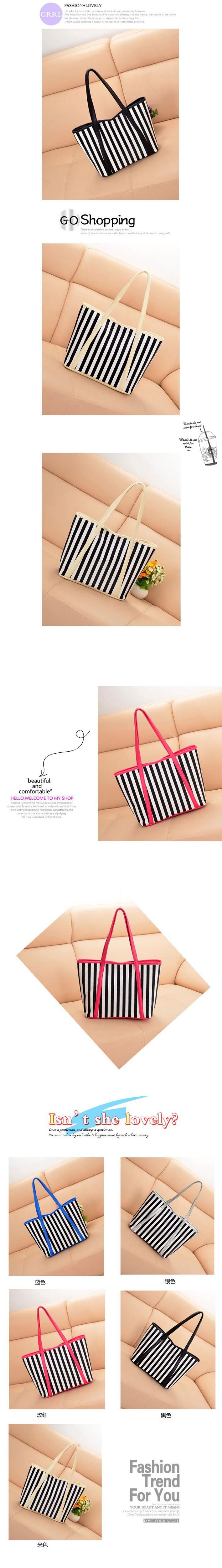 2014 New Fashion Brand Korea Style Brief Women's PU Leather Big