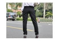 Женские брюки 2013 Fashion high women's Skinny Long Trousers OL casual Bow harem pants 2colour Black, Khaki FL71