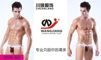 Мужские стринги Wangjiang 3005/sd 3005-SDred