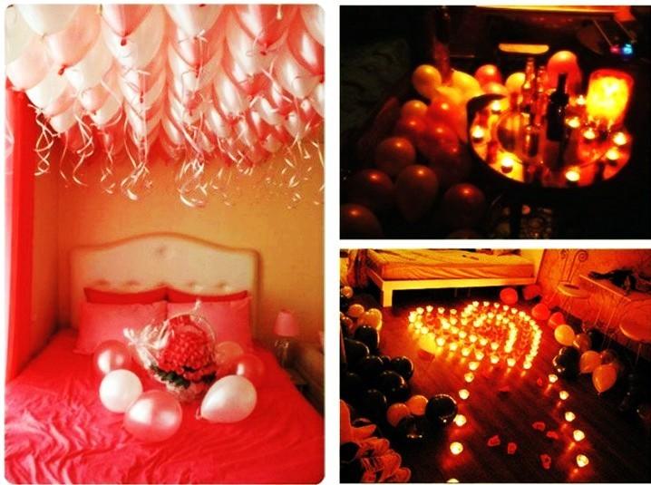 Как своими руками украсить комнату на день рождения любимого 9
