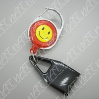 Free shipping! Retractable Lighter Holder Leash