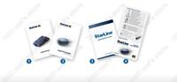 Охранная система 100% ! Starline B92 LCD 1200