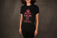 Женская футболка TV & , WalkingDead , /, s.h.i.e.l.d