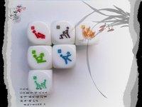 Игральные кости OEM 10pcs/lot ,  dice-1