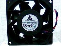 Вентилятор DELTA 80x80x38mm FFB0848EHE 48V 0.3a 3Wire