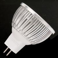 5pcs/lot Replacement 55W MR16 Rotundity Light 12W 4x3W dimmable High power Spotlight LED Bulb Lamp LED Lighting