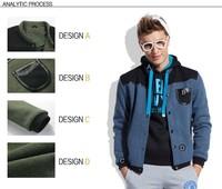 Мужская ветровка Men's Jacket Autumn&Winter Linen Overcoat Stand Collar Fashion 2013 M-XXL Whole Sale MWJ201