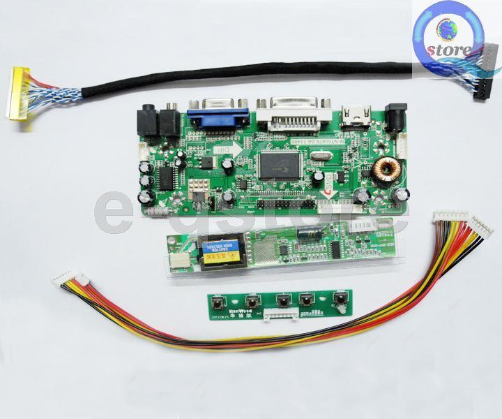 LCD Controller Kit (Q062151011)--- E-qstore
