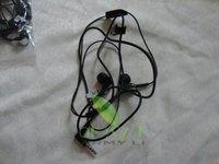 Телефонная гарнитура 100pcs/Lot,ship, 3.5mm Stereo earphone for blackberry model 8900/9500/9530/9550/9520/9700.Top grade quality