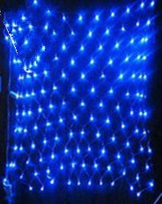 50pcs LED holiday decoration mesh lights / net light wedding
