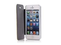 2013 New High Quality SGP SPIGEN Leather Case For Iphone 5 5G Ultra Flip wallet phone cases for apple i phone 5 +Original box