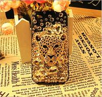 Чехол для для мобильных телефонов bling leopard case for iphone 5 rhinestone bling cell phone case for iphone 4/4s