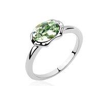 Кольцо Christmas Gift Elegant Crystal Ring Fashion Ring With SWA Elements #78124