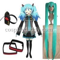 Маскарадный костюм Cosplaydaddy Hatsune Miku + +