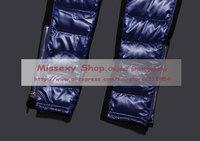 Женские брюки Hot! 2012 Winter New Fashion Women Print Patchwork Slim Light White Duck Down Pants Skinny Warm Pants SS12552