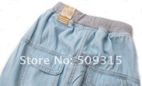 Free shipping 5pcs/lot,Jean pants, boys pants,large-span pants kids clothes children wear baby clothing