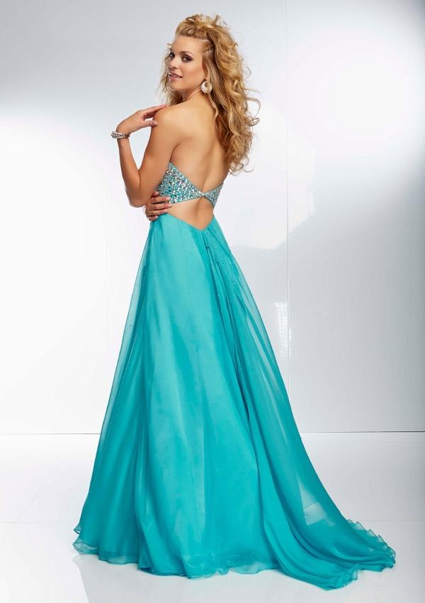 Доступные платья невесты / Пром платья-Line Милая длиной до пола, шифон винограда #SPRP53NYCHB