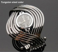 Wave Bracelet watches Cross watch SZB003C Smooth Stainless half-Wave sparkling random adjustment JYY03