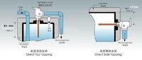 """Комплектующие для солнечных водонагревателей Misol 1 3/4 """" 20 , TPV-20-1"""
