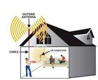 Сигнал ускорители усилитель сигнала GSM 900 и 2100 МГц