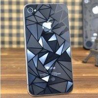 Потребительская электроника 3 x Best Quality Screen Protector for iphone 4 4S 3D Film