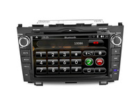 8 inch touchscreen CRV (2011) Car PC DVD+3G Internet+GPS+Radio/RDS+Bluetooth+analog TV+iPod play+1080P HD video play