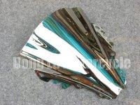 YZF600 R6 06 07 Windscreen Silver