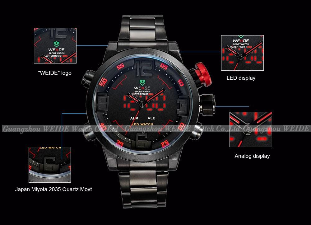 Часы Sport Watch Инструкция