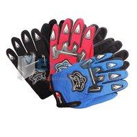 Мужские перчатки для велоспорта Bicycle Bike Full Finger Cycling Gloves Pad Mesh w/ Gel