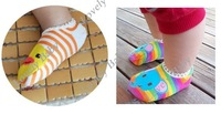 Lovely Cute One pair Colorful Cartoon Infant baby socks, infant shoes Ankle Socks Drop Shipping 4167