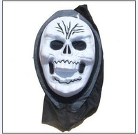 Маска для вечеринок hallowmas part mask.10pcs/lot Skeleton King Mask