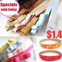 Женские ремни и Камербанды NEW HOT SALE 2012 Fashion Casual Belt Pin Buckle Jeans Women Belts 109