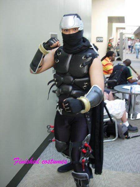 Ninja gaiden halloween costume