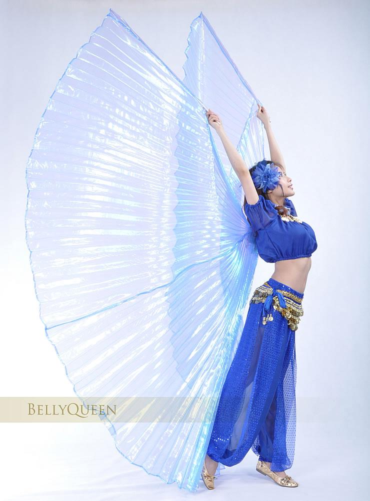 Как сделать крылья для танца