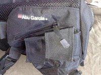 Рыболовная сумка Sweden ABU pockets Fishing reels fly lure Waterproof fabrics pockets