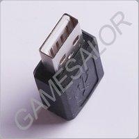 free shipping Mini 5 pin Female to USB Male Adapter Converter  #9982