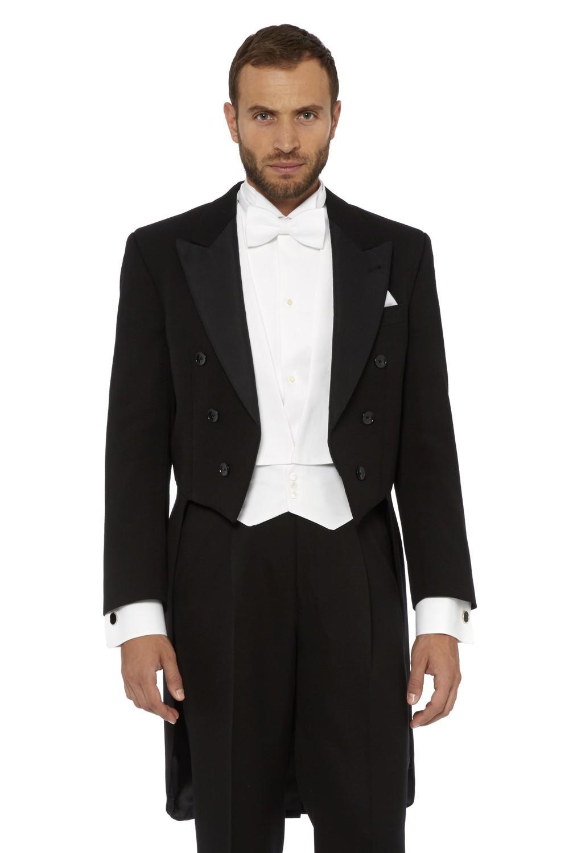 Amazoncom Black N Bianco White Tuxedo with Bow Tie for