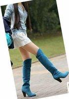 2010 новых женщин сапоги колено загрузки tgfyu58