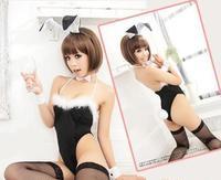 низкая цена черный кролик загружен Сексуальное белье для менее, Сексуальное бельё, костюмы, пижамы белье секс