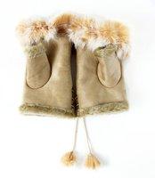 Перчатки, митенки QS hg110512001