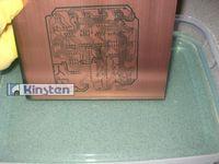 Односторонняя плата Kinsten PS1530 15 * 30 1,6 PCB presensitized 1
