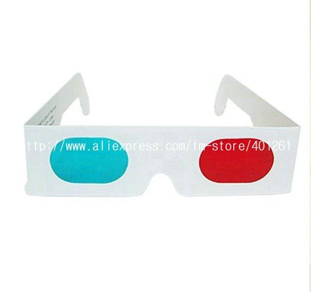 Как сделать 3d арт с очками