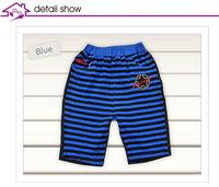 Шорты для мальчиков 2013 Korean Style Cool Boy's Summer Shorts, Casual Stripes Design, High Quality Fabric, K0109