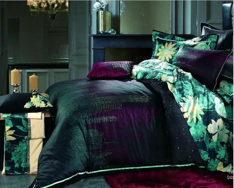 green blue comforter bedding set queen king size comforters