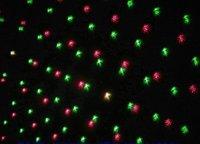 Новый зеленый & красный лазерный dj партии этап освещение свет