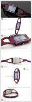 Drop корабль Корея Юлий женщин наручные часы кварца моды ja-420 прямоугольник аутентичные