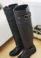 2010 New Women boots free shipping knee boot 41A