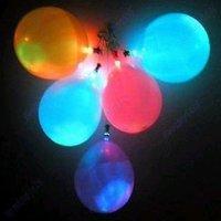Воздушный шар 60pcs/lot LED Flash Light for Party Wedding Birthday Christmas Decoration LED Balloons Light Lamp