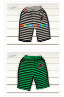 Шорты для мальчиков 2013 Korean Style Cool Boy's Summer Shorts, Casual Stripes Design, High Quality Fabric, K0109