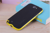 Bumblebee SGP NEO HYBRID Case for Samsung Galaxy Note 2 N7100 With Retail Package and Film Free Shipping By China Post MOQ:1pcs